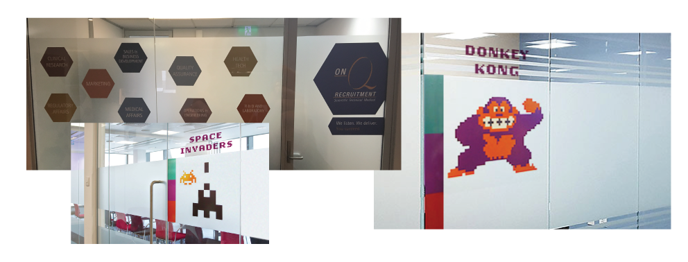 Office Branding For Recruitment Agencies