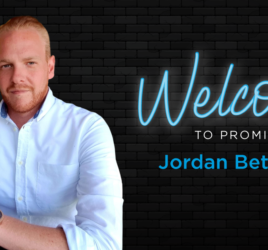 Former Volcanic Director Jordan Betteridge Joins Prominence to Lead the Next Stage of Business Growth