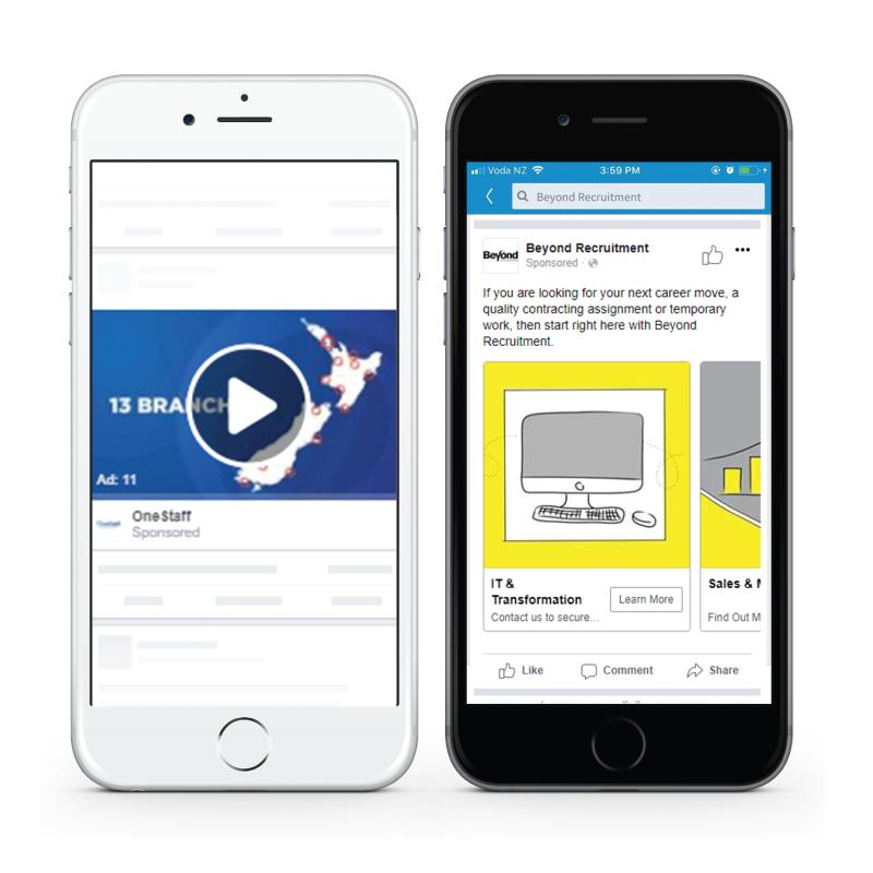 Social Media Advertising for Recruitment Agencies