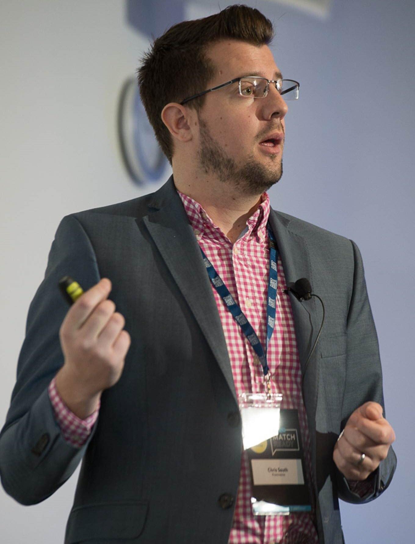 Chris South - Keynote Speaker - Marketing Automation